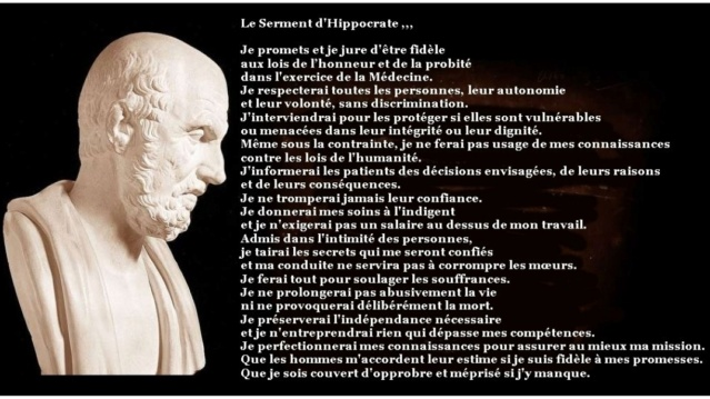 Le serment d'Hyppocrate Scree164