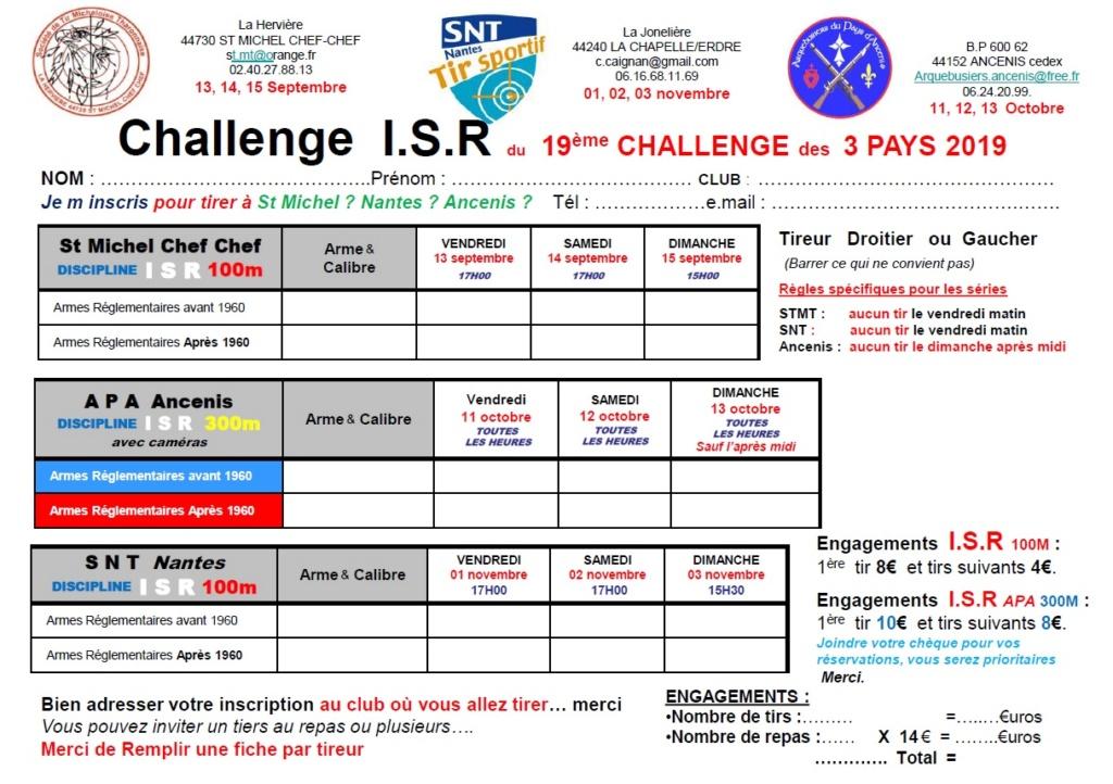 Challenge des 3 pays  Isr10