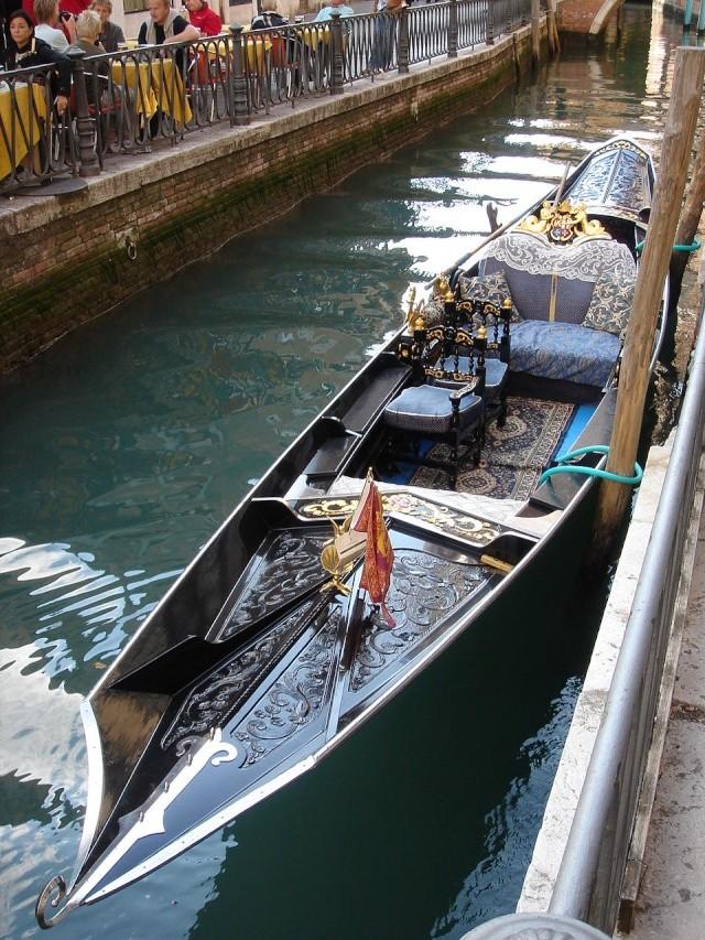[scratch]1/72 - gondola veneziana... Dsc05411