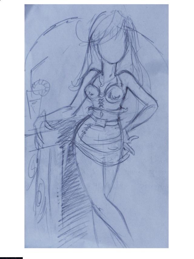 Crayonnée sur le corp feminin, j'ai du mal !!! P5131610