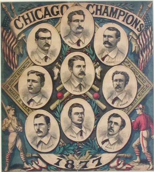 Early Teams 1877ch11