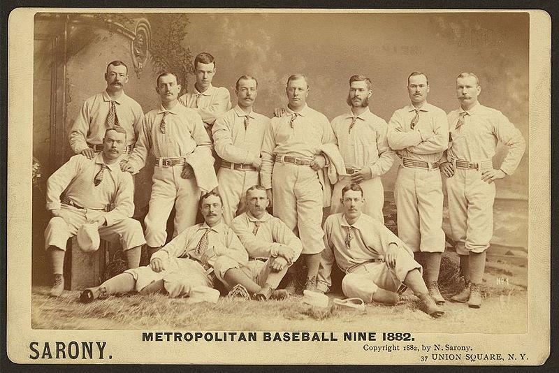 Early Teams 1882ny12