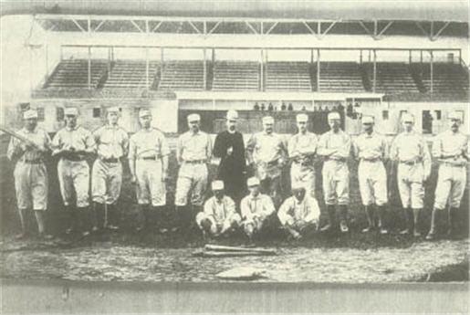 Early Teams 1884gr11