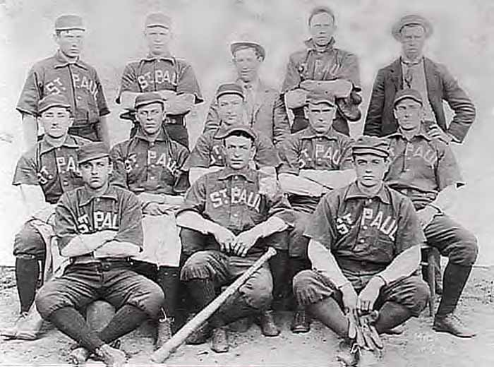 Early Teams 1884st11