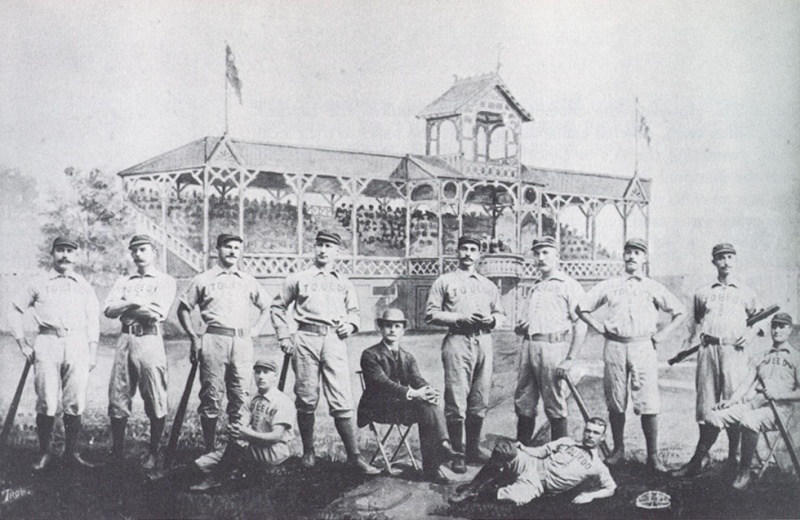 Early Teams 1884to10