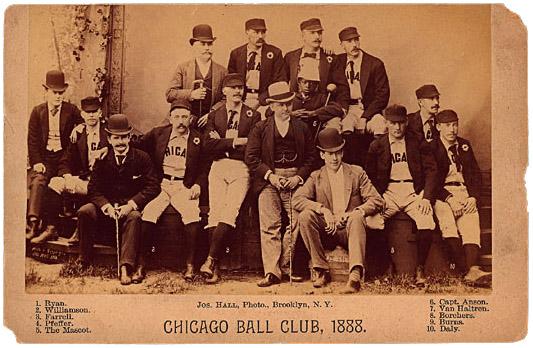Early Teams 1888ch10