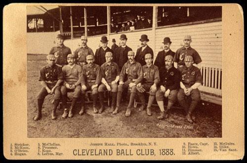 Early Teams 1888cl10