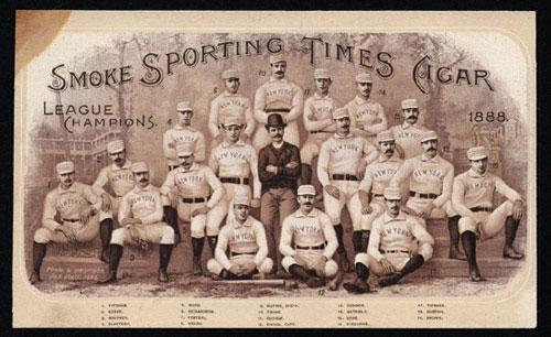 Early Teams 1888gi11