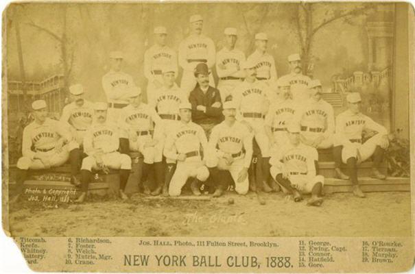 Early Teams 1888ny10