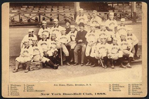 Early Teams 1888ny12
