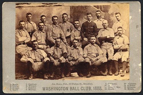 Early Teams 1888wa12