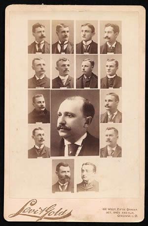 Early Teams 1889re10