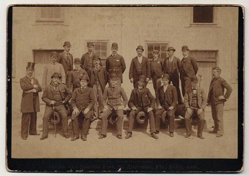 Early Teams 1890br10