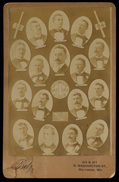 Early Teams 1894or10