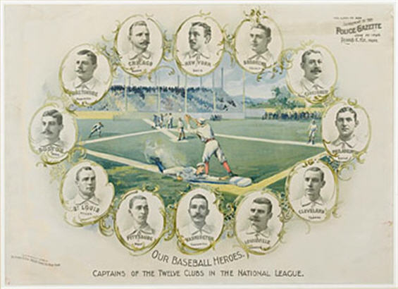 Early Teams 1895po10