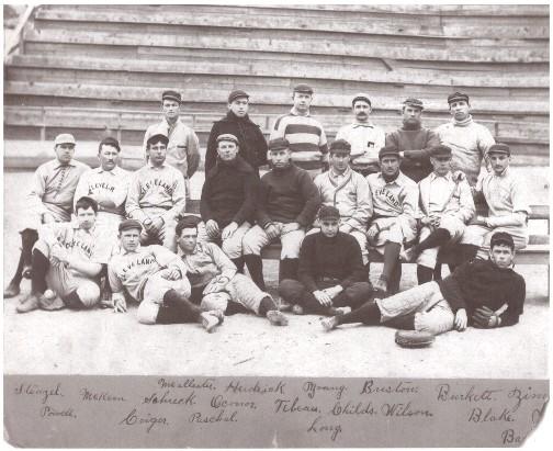 Early Teams 1898cl10