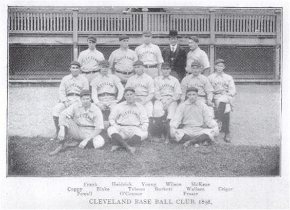 Early Teams 1898cl12