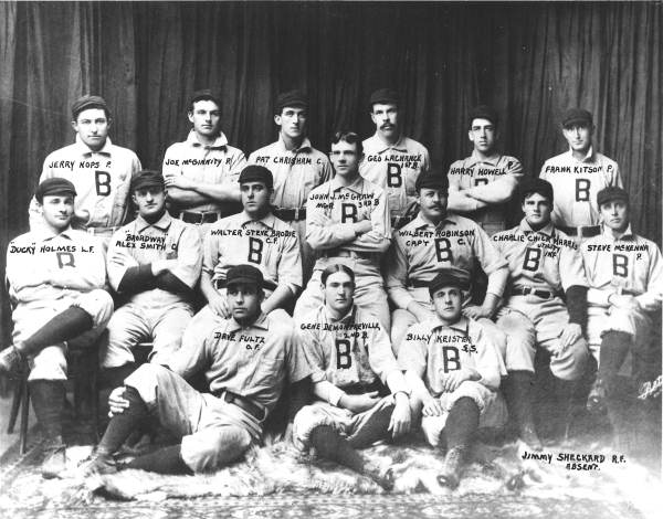 Early Teams 1899or10