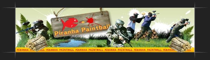 Piranha Paintball