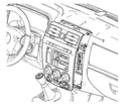 Remplacement de l'autoradio d'un Hummer H3 Remove11