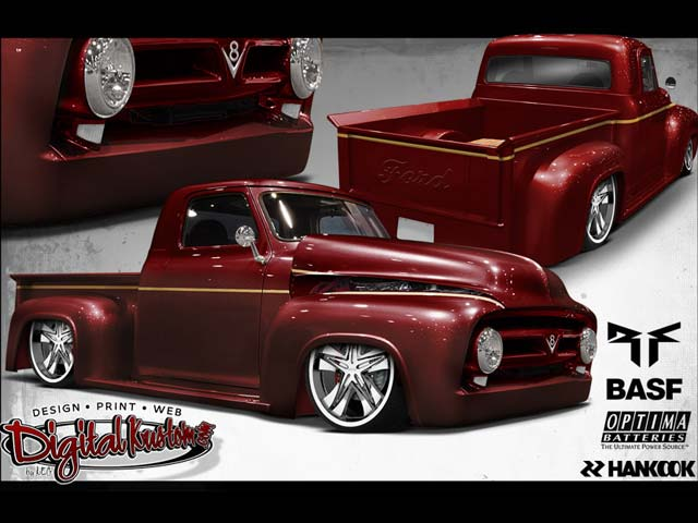 FORD F100 03190710