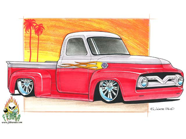 FORD F100 04050710