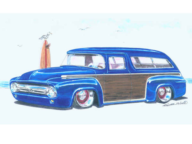 FORD F100 04050711