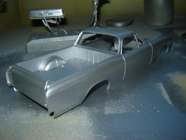 """Chevy 66 el camino """"EL LOWMINO 666"""" Dsc01220"""