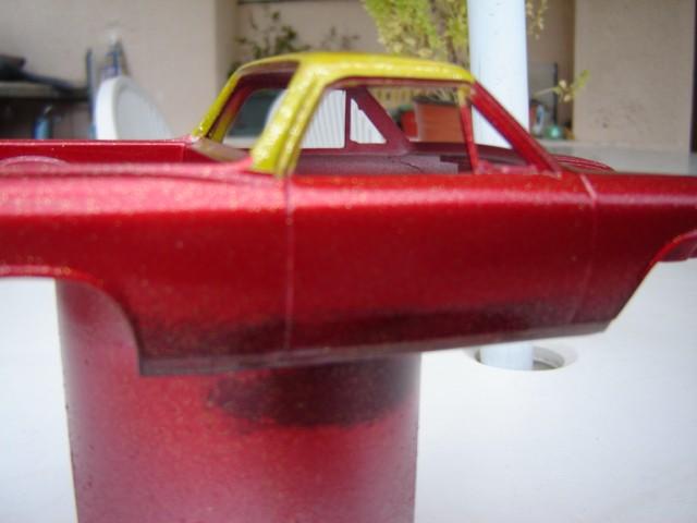 """Chevy 66 el camino """"EL LOWMINO 666"""" Dsc01348"""