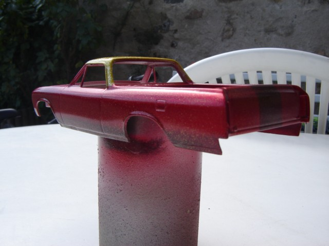 """Chevy 66 el camino """"EL LOWMINO 666"""" Dsc01353"""