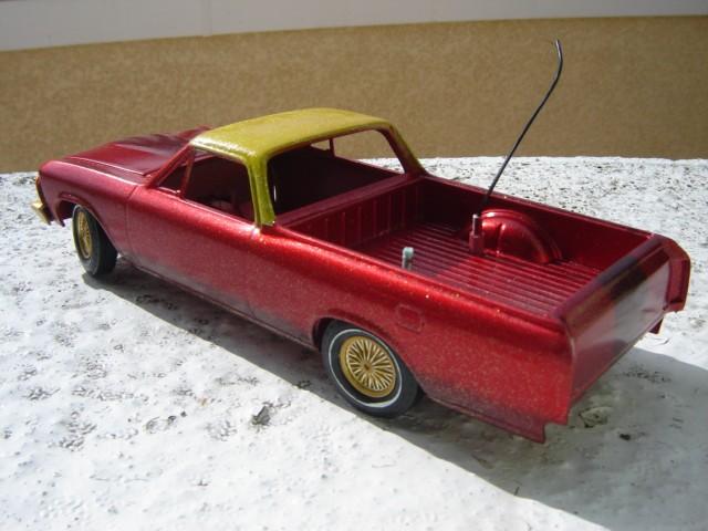 """Chevy 66 el camino """"EL LOWMINO 666"""" Dsc01358"""