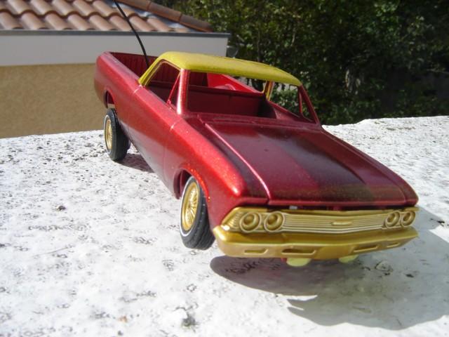 """Chevy 66 el camino """"EL LOWMINO 666"""" Dsc01360"""