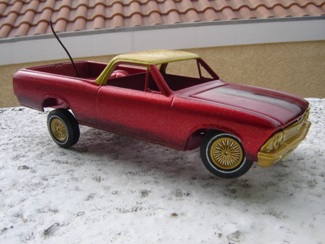 """Chevy 66 el camino """"EL LOWMINO 666"""" Dsc01362"""