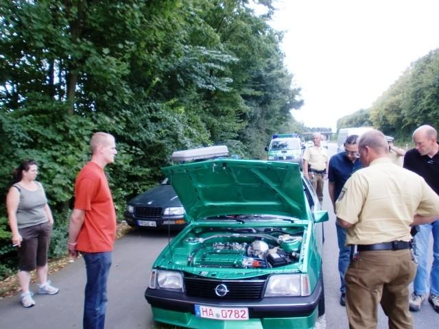 Reine Willkür bei Opeltreffen Cimg0025