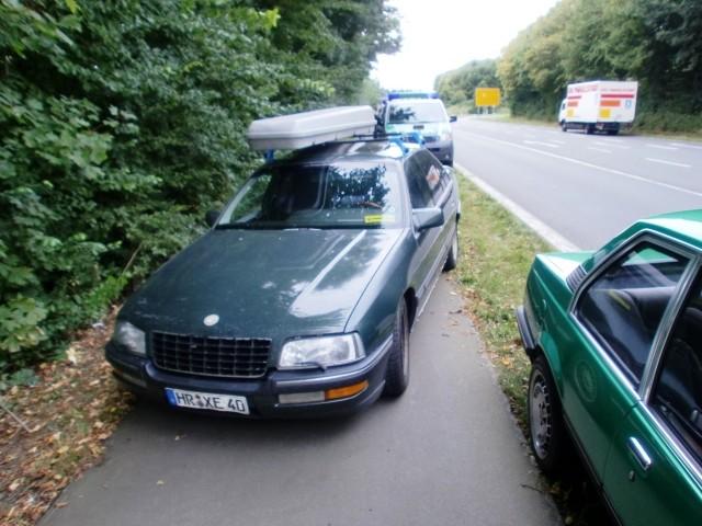 Reine Willkür bei Opeltreffen Cimg0028