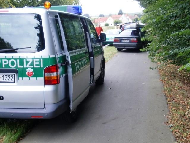 Reine Willkür bei Opeltreffen Cimg0030