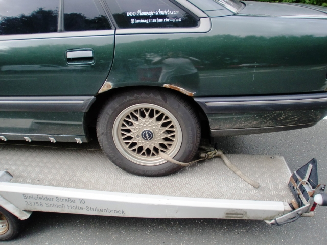 Reine Willkür bei Opeltreffen Cimg0032