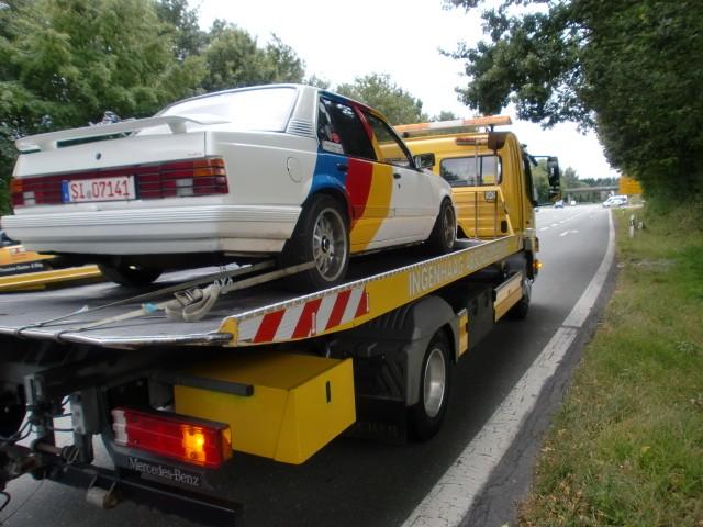 Reine Willkür bei Opeltreffen Cimg0033