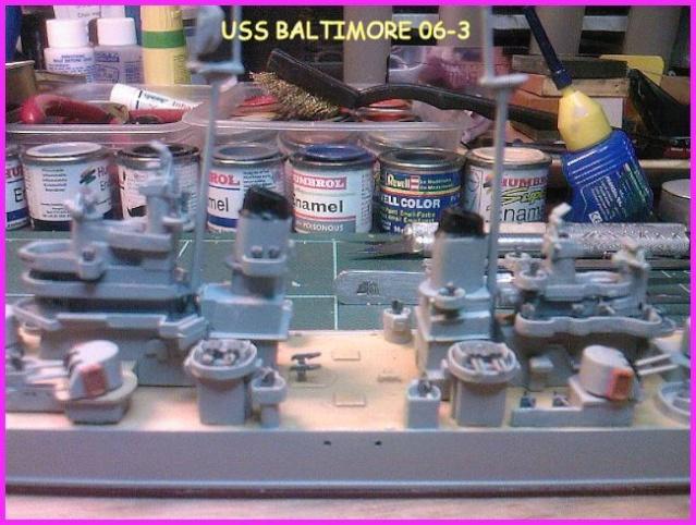LE USS BALTIMORE CA-68 DE CHEZ TROMPETER AU 700 Uss_ba21