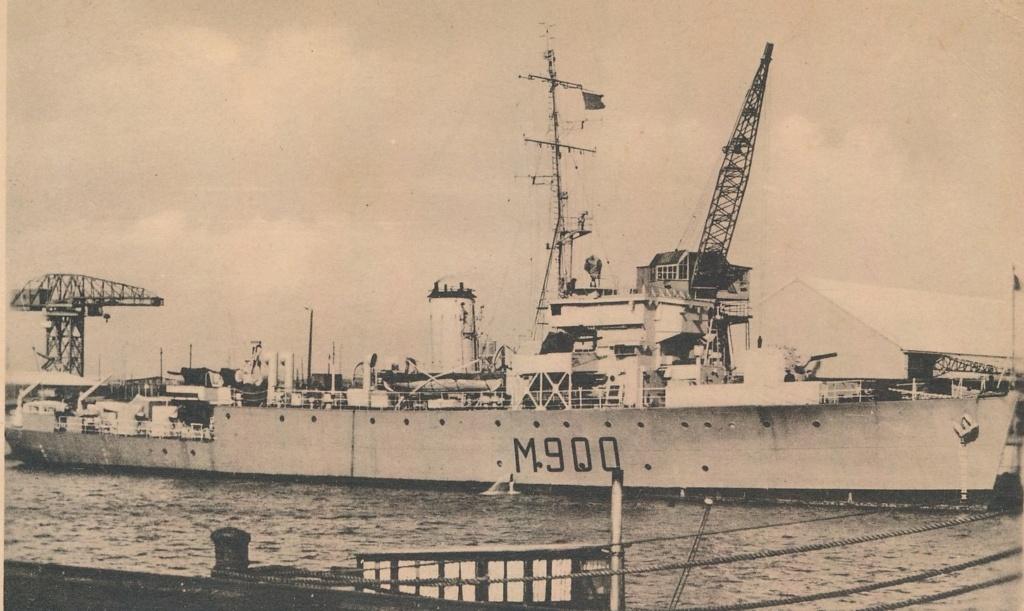 M900 / A954 Adrien De Gerlache (ex HMS Liberty) - Page 10 Adrien10