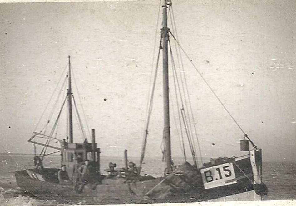chalutiers belges cédés à la France WW I B_1511