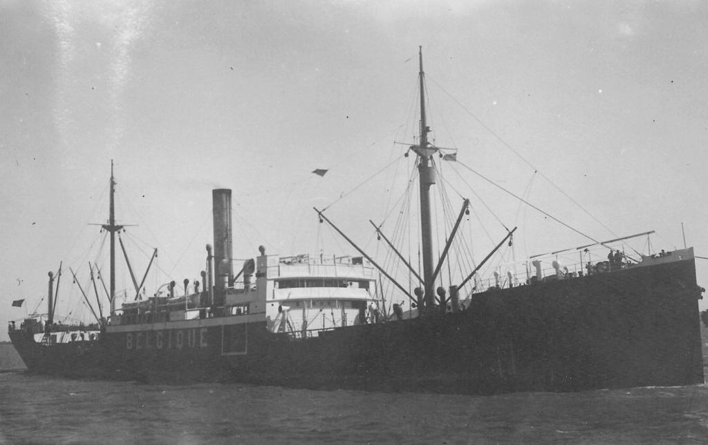 Navires marchands belges coulés lors de la 2ème guerre - Page 7 Bruges10
