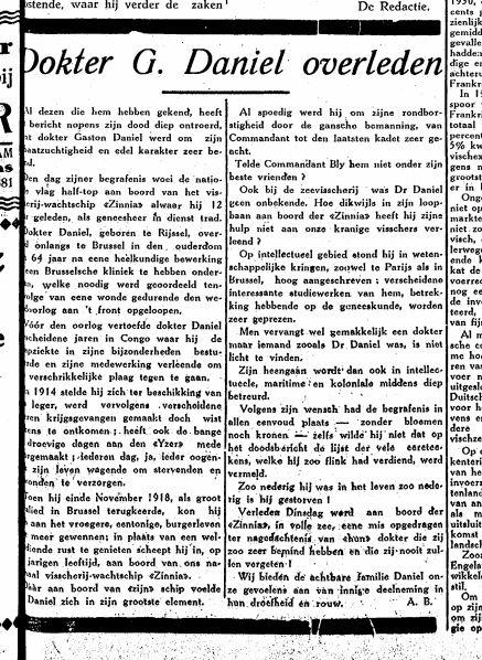 A la recherche de l'histoire du Zinnia - Page 2 Daniel10