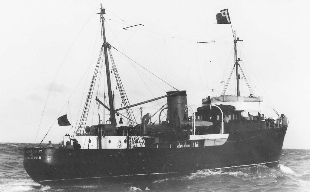 HMS KERNOT Loodsb10