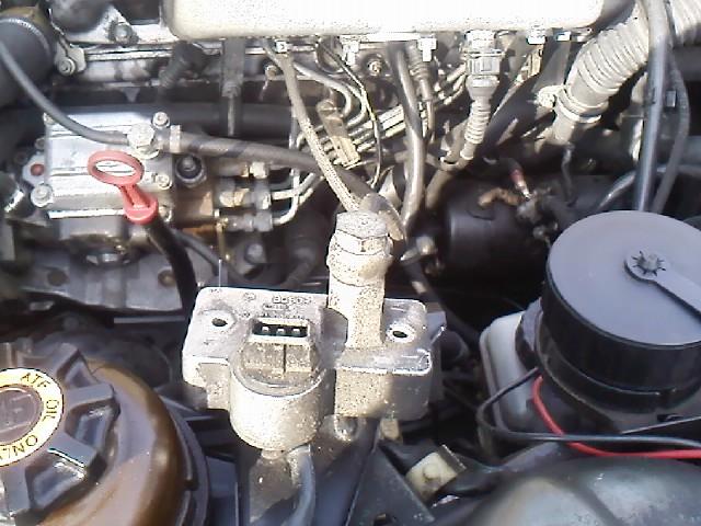 [ BMW E34 524td M21 an 1989 ] perte de puissance apres 4000tr/min en 4ème P18-0110