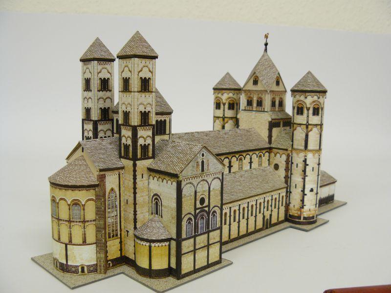 Abtei Maria Laach, Schreiber-Bogen 1:300 Archit11