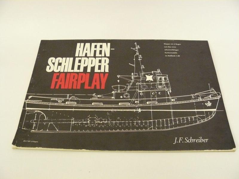 Fairplay V, Schreiber-Bogen 1:50 Fairpl10