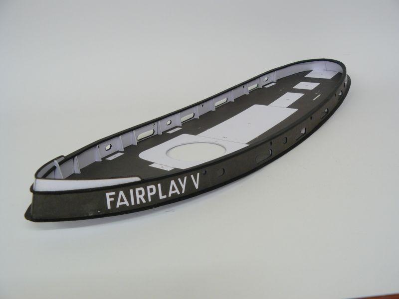 Fairplay V, Schreiber-Bogen 1:50 Fairpl26