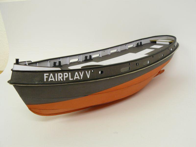 Fairplay V, Schreiber-Bogen 1:50 Fairpl40