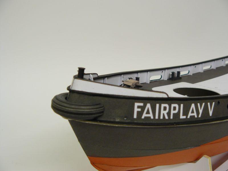 Fairplay V, Schreiber-Bogen 1:50 Fairpl67
